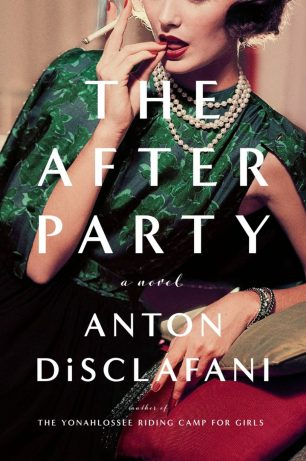 The After Party by Anton DiSclafani; design by Jaya Miceli (Riverhead / May 2016)