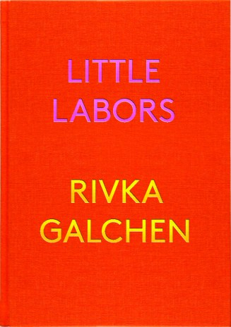 Little Labors by Rivka Galchen; design by Paul Sahre (New Directions / July 2016)