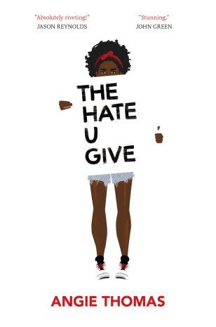 Hate U Give design Jenna Stempel