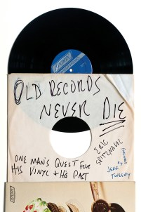 Old Records Never Die design John Gall