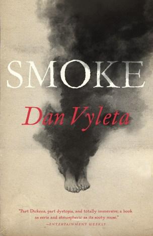 Smoke design by Mark Abrams illustration Alejandro Garcia Restrepo