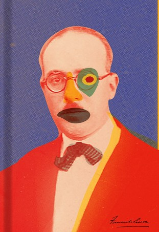 The Book of Disquiet by Fernando Pessoa; design by Peter Mendelsund (New Directions / August 2017)