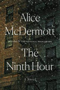 The Ninth Hour by Alice McDermott; design by Alex Merto (FSG / September 2017)