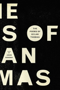 The Poems of Dylan Thomas; design by Jamie Keenan (New Directions / November 2017)