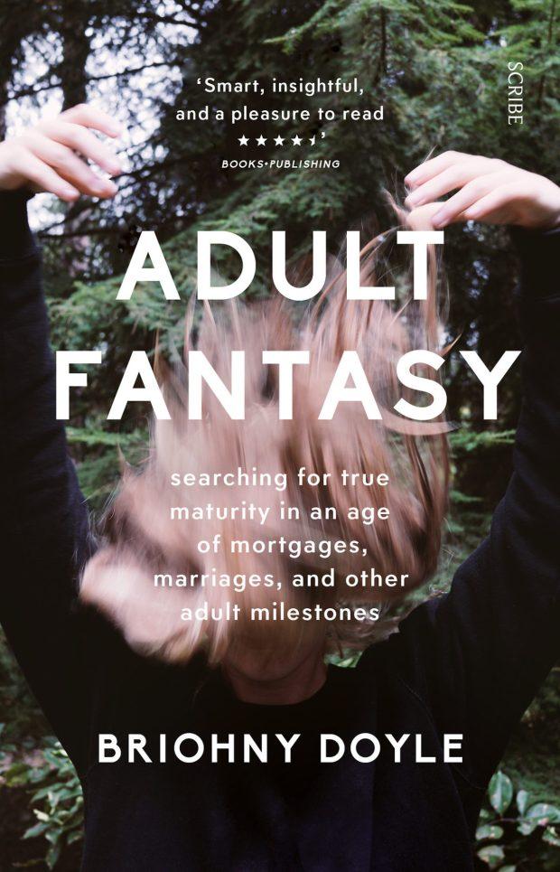 e0c5792f62 Adult Fantasy by Briohny Doyle design by Laura Thomas (Scribe / July 2017)
