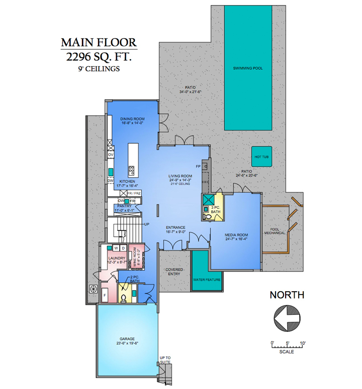 The Nest  - Floorplan (main)