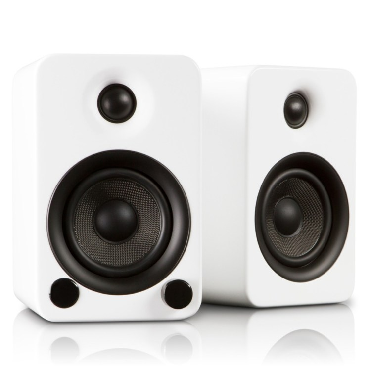 Kanto Speakers Set White