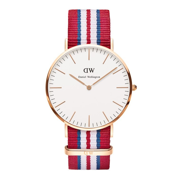 Daniel Wellington Classic Exeter 0112DW Rosé Men's Watch