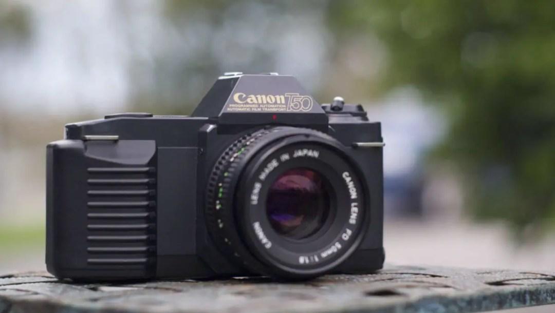 Canon T50 Camera