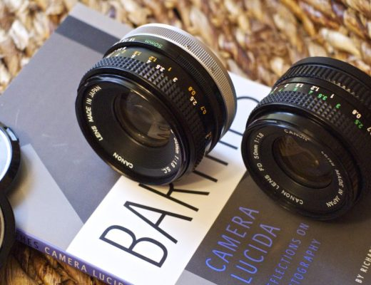 Canon FD 50mm F1.8 Lens Review 2