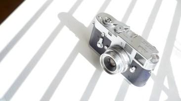 Leica M2 Vulcanite Replacement 4
