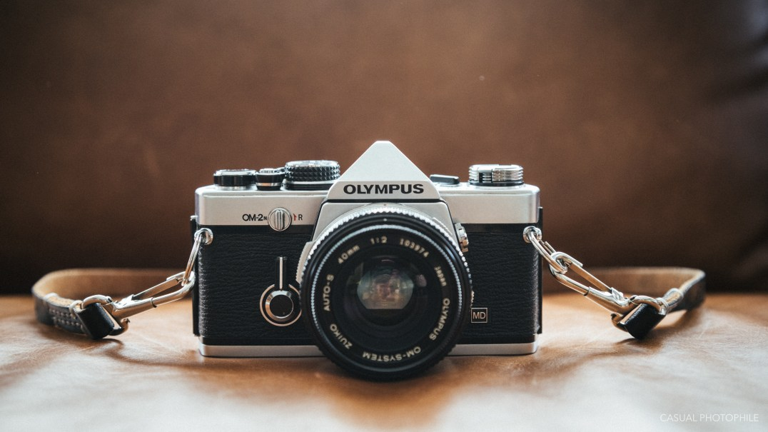 olympus om2 review product photos 2-2