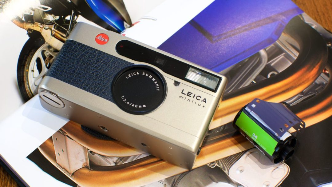 Leica Minilux 35mm Point and Shoot Camera Review 1