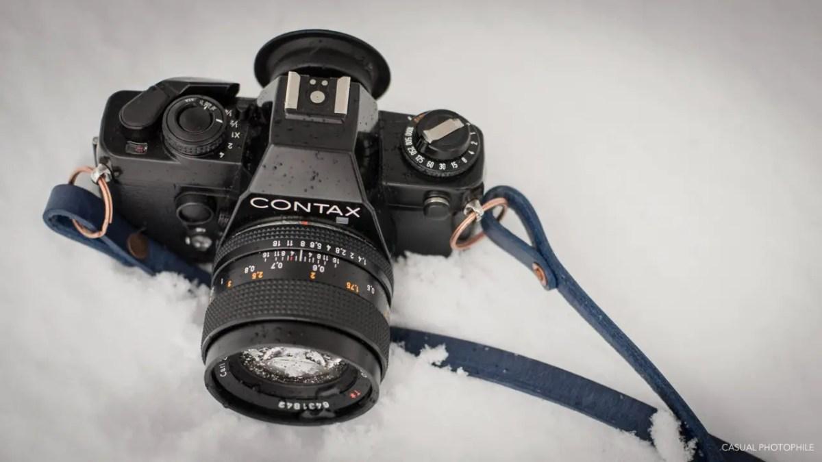 Contax 139 Quartz - Camera Review