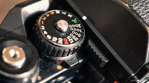 Nikon F3 Camera Review (9 of 11)