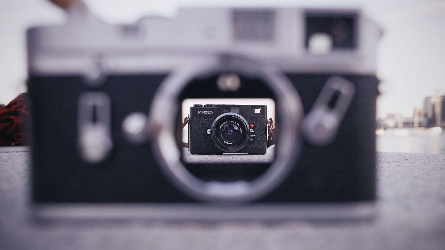Why I Choose the Minolta CLE Over Any Leica M - Casual Photophile
