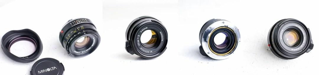 Minolta M Rokkor 40mm (1 of 1)