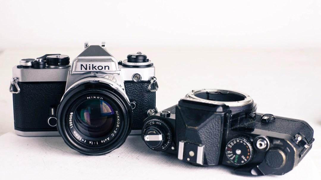 Nikon FE Film Camera Review 22