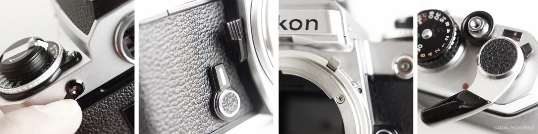 Nikon FE Film Camera Review (4 of 4)