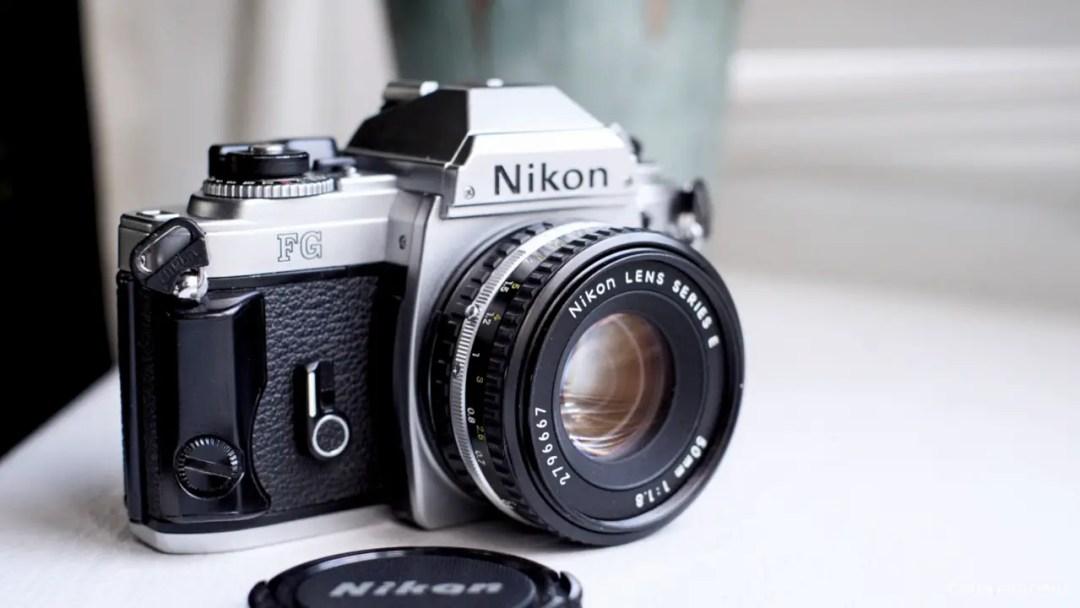 Nikon FG Camera Review (1 of 8)