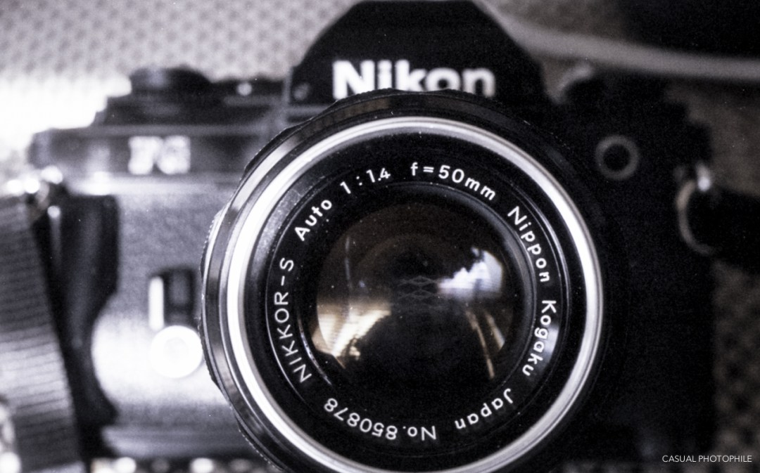 Nikon FG Camera Review (7 of 8)