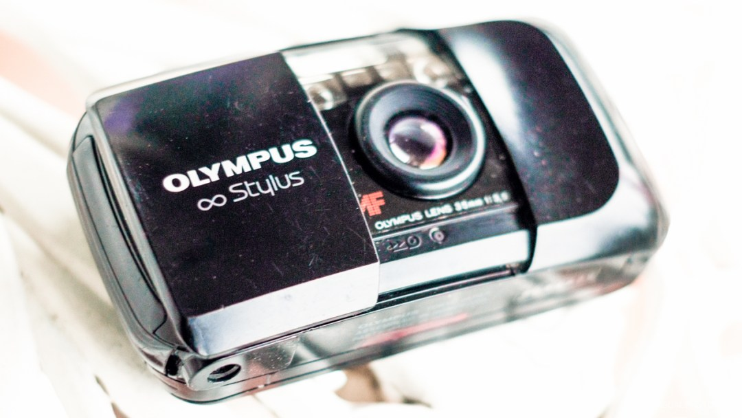 Olympus Infinity Stylus (Mju) - Point and Shoot Camera