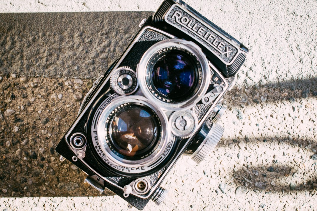 Rolleiflex 2.8D camera Review-2