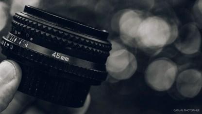 minolta md 45mm f-2-2