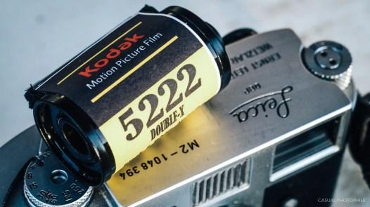 eastman kodak double X 5222 film review products-1