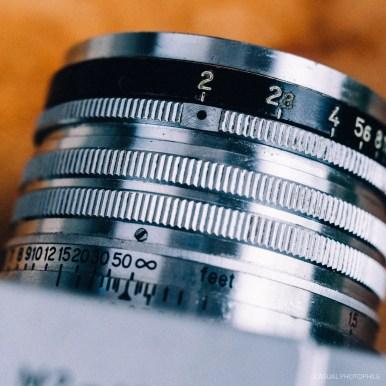 Nikkor 50mm f-2 LTM product photos-2