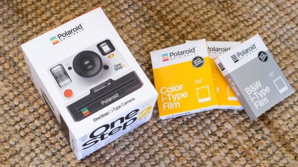Polaroid One Step 2 Review Product Shots-1