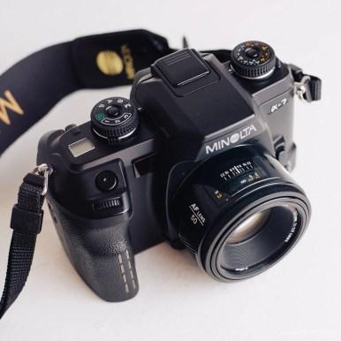 Minolta Alpha Maxxum 7 FIlm Camera Review-2