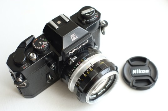 Nikkor S product 003