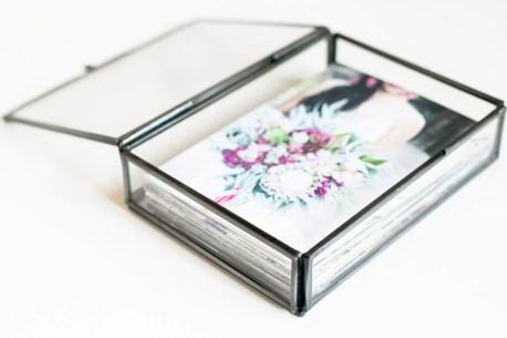 la rousse glass photo box