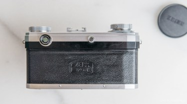 Contax II a product photos review-17