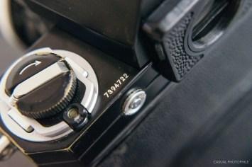 Nikon F Apollo SN-1