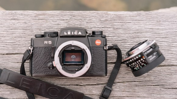 leica R5 review product photos-8