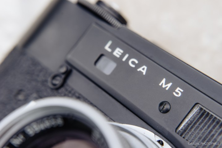 Leica M5 Review Product Photos-12