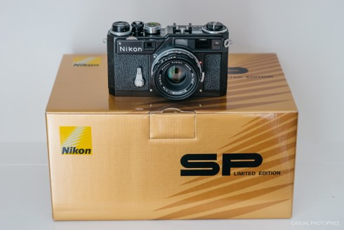 Nikon SP Limited Edition Overview-14