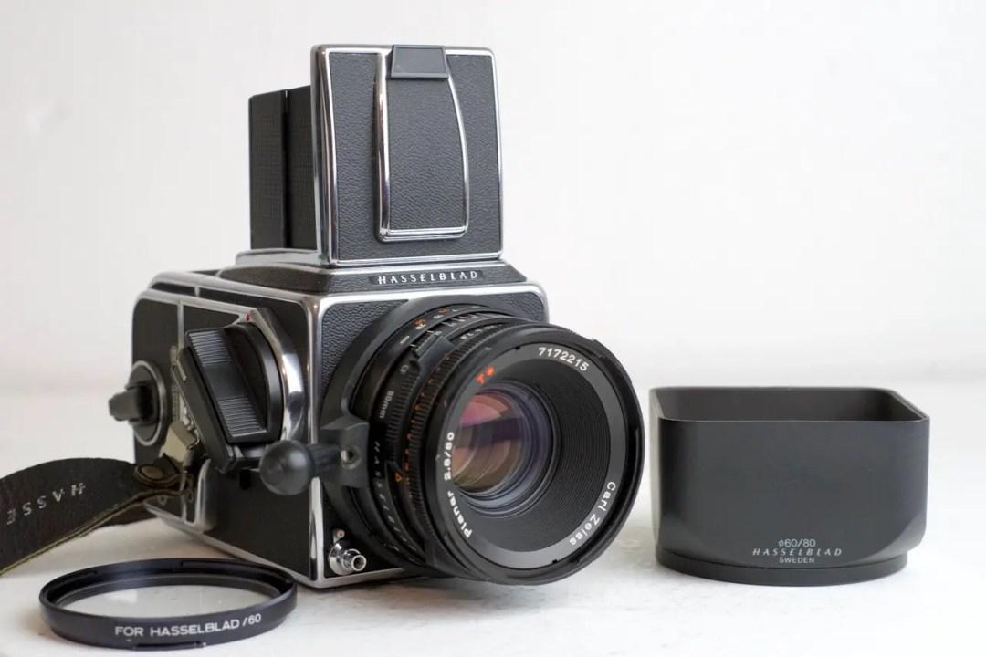 Desert Island Cameras No  08 - Medium Format Edition