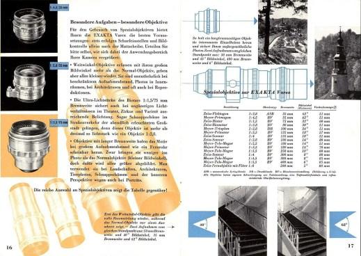 1958_Exakta-VXIIa-brochure