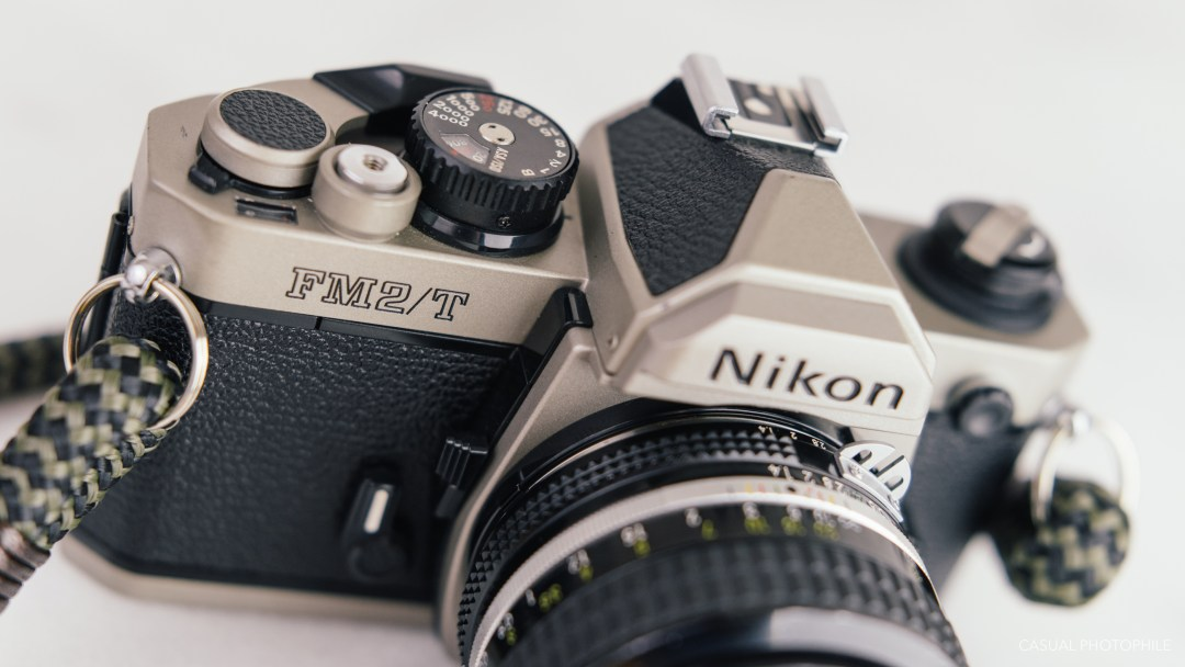 Nikon FM2/T Camera Review - a Stronger and Lighter Nikon