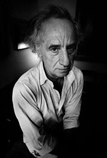 USA. NYC. American film maker Elia KAZAN. 1974. Ara Güler / Magnum Photos