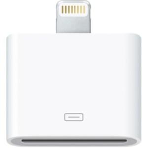 Le nouvel adaptateur Lightning d'Apple.