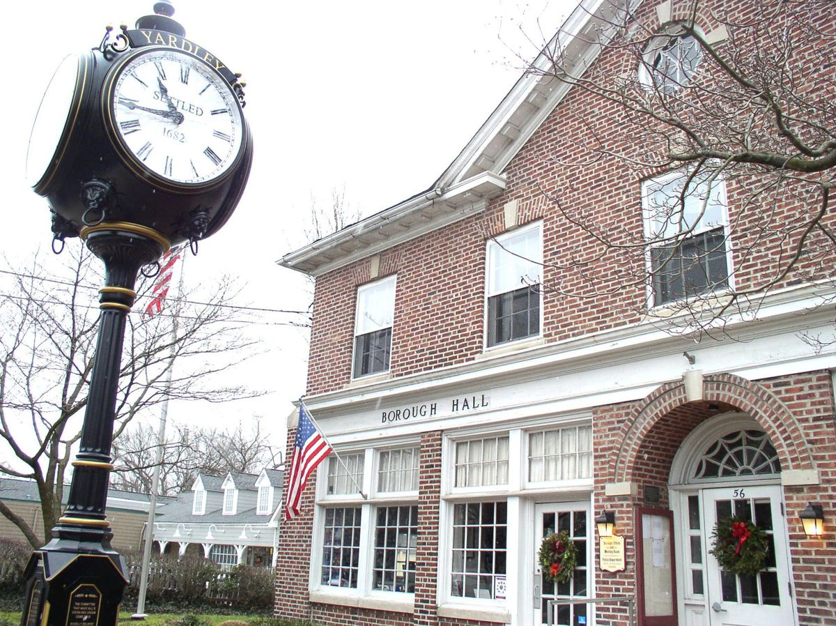 Photo of Yardley Borough Hall