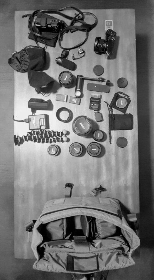 My Nikon 1 System