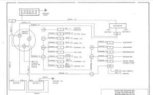 Battery Monitor wiring | Catalina 36375 International