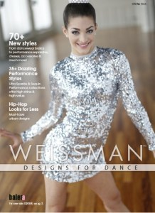 Our Catalog Strategy Client: Designs For Dance