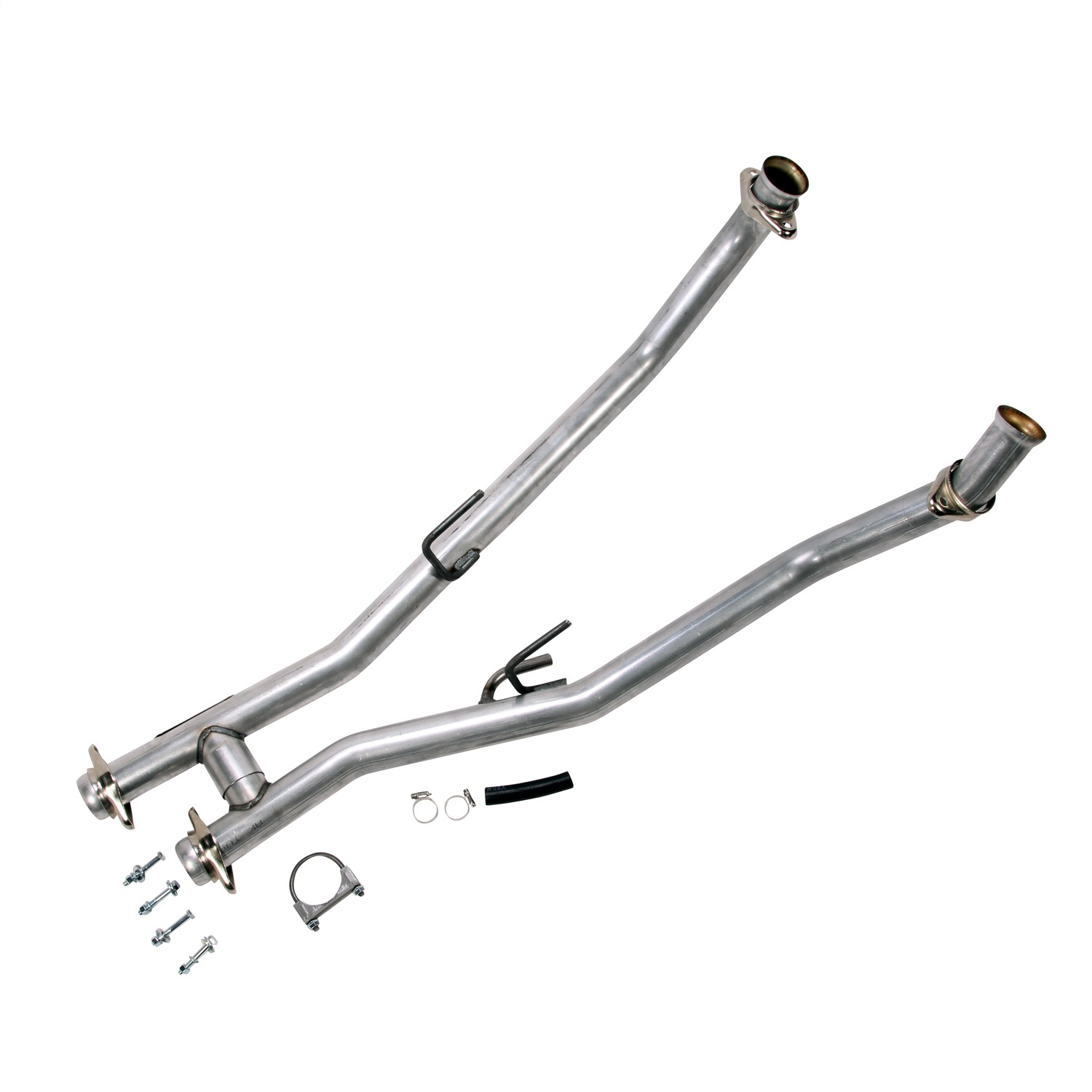 New Bbk Performance High Flow H Pipe Assembly 86 93 Mustang Exhaust Ford Fs Fx