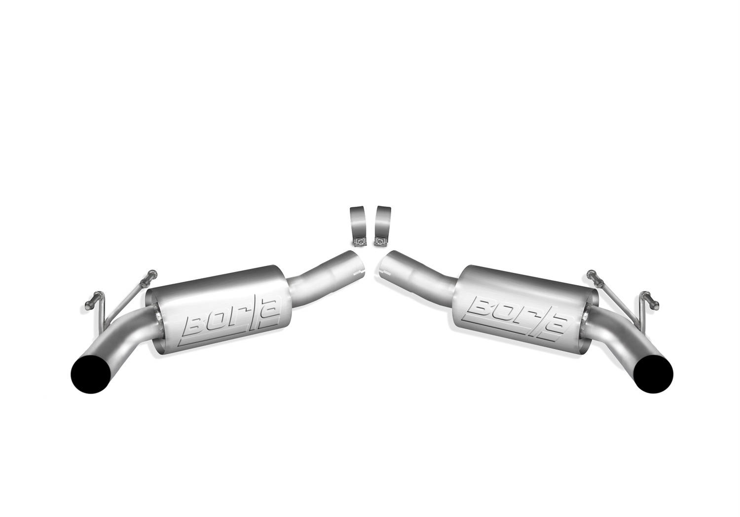 Borla S Type Axle Back Exhaust System Fits 10 13